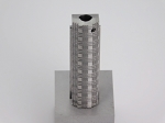 Mainspring Housing Full Size Aluminum with Skip Line Checkering